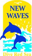 New Waves - технический и рекреационный дайвинг.